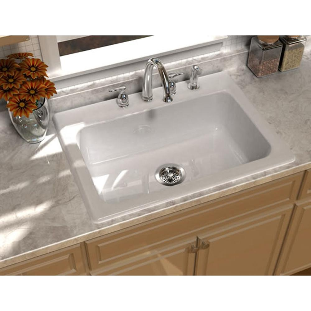 Song Drop In Kitchen Sinks item S-8410-3-70