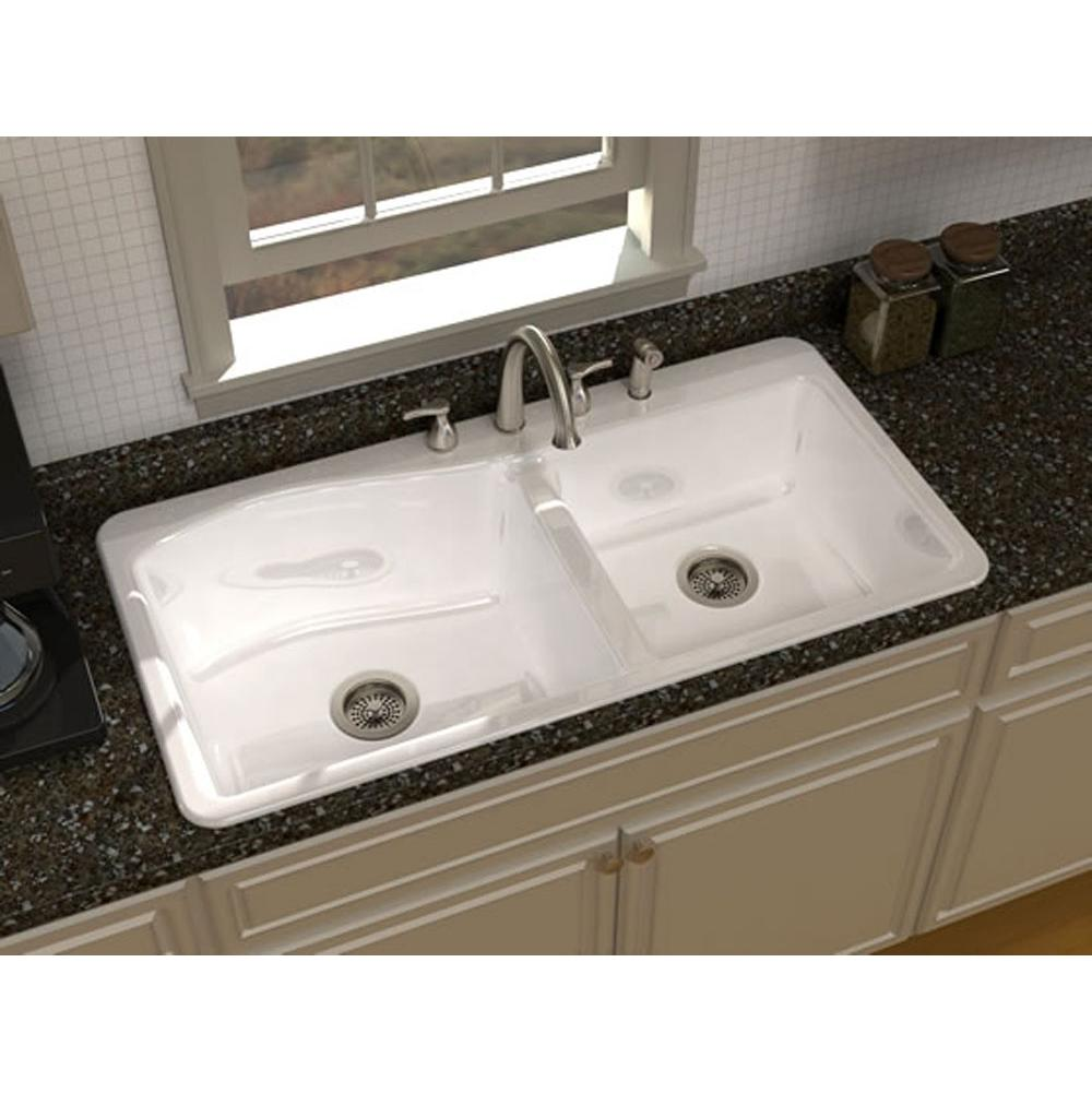 Song Drop In Kitchen Sinks item S-8640-3-65