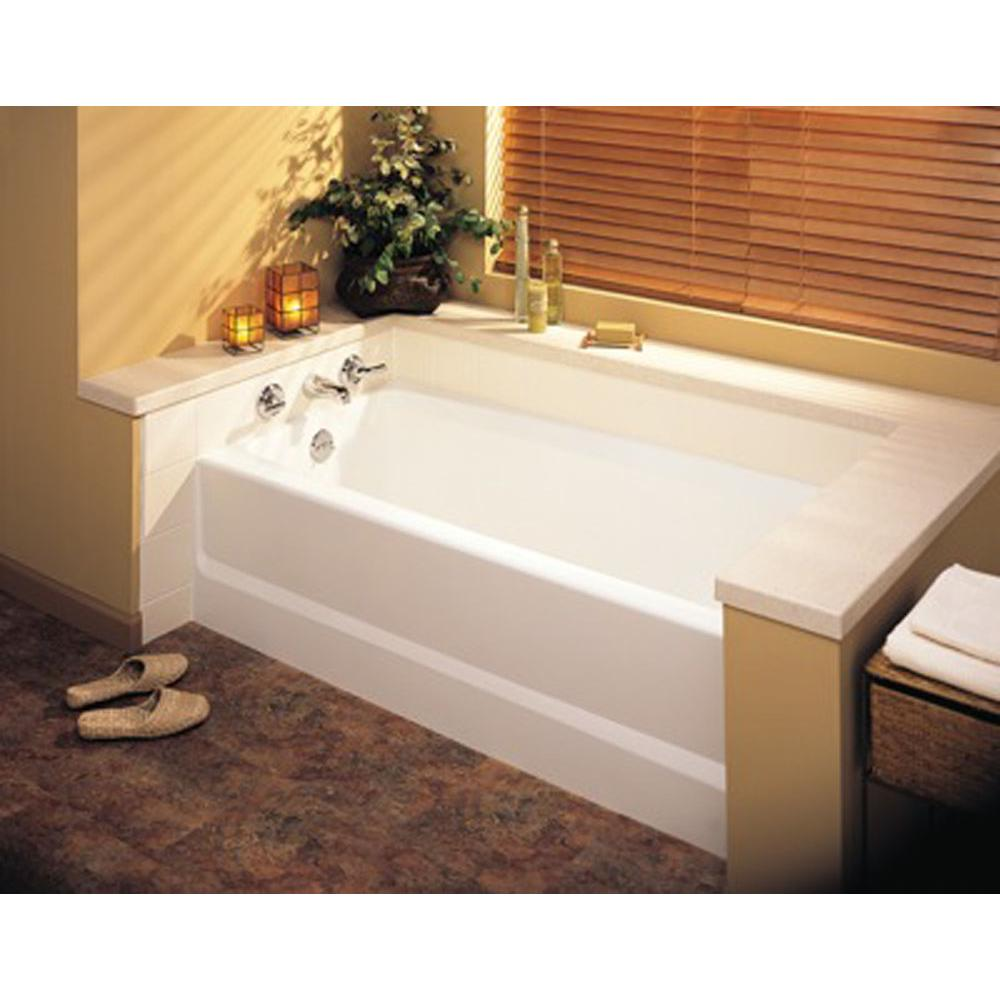 Swan Three Wall Alcove Soaking Tubs item BT03060RD.010