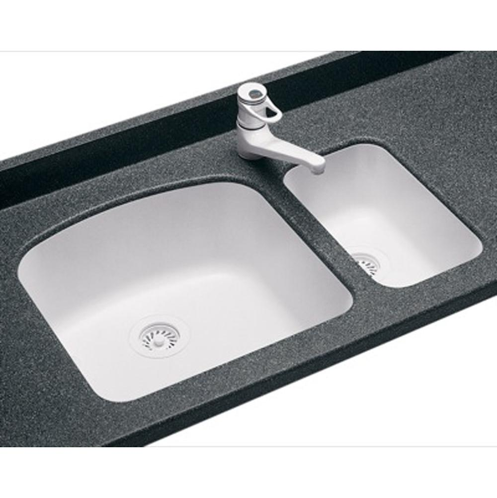 Swan Undermount Kitchen Sinks item US02021SB.168