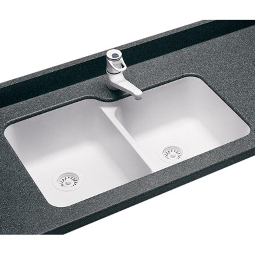 Swan Undermount Kitchen Sinks item US03015SB.053