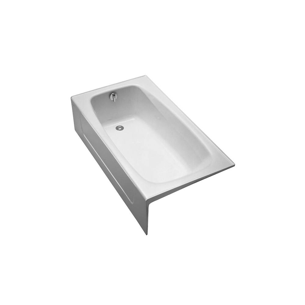 Toto Three Wall Alcove Soaking Tubs item FBY1525RP#12