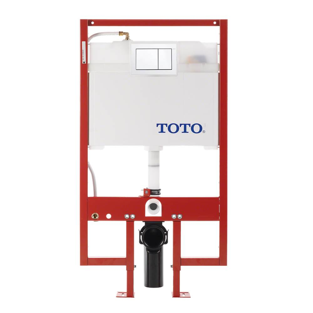 Toto Wall Mount One Piece item WT151800M#WH