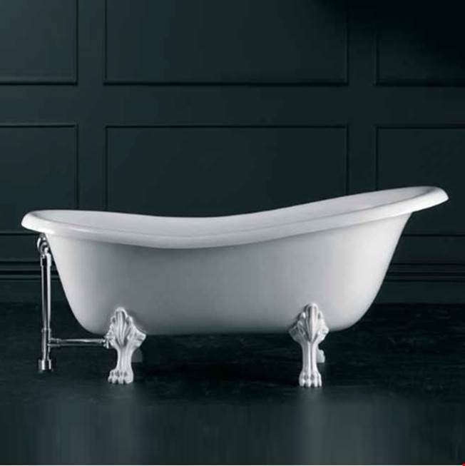 Victoria And Albert Clawfoot Soaking Tubs item ROX-N-SW-OF + FT-ROX-WH