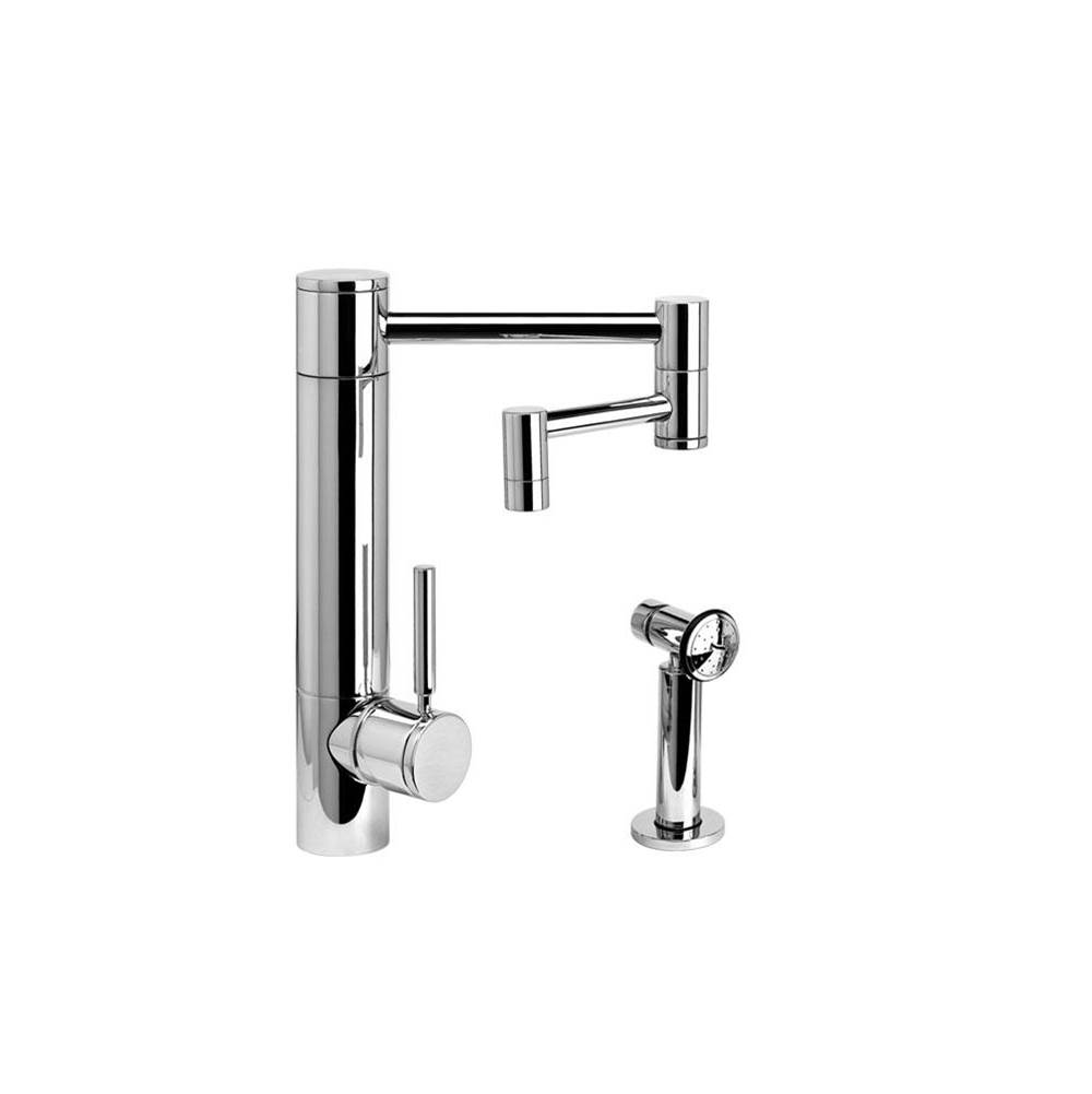 Waterstone Single Hole Kitchen Faucets item 3600-12-1-DAP
