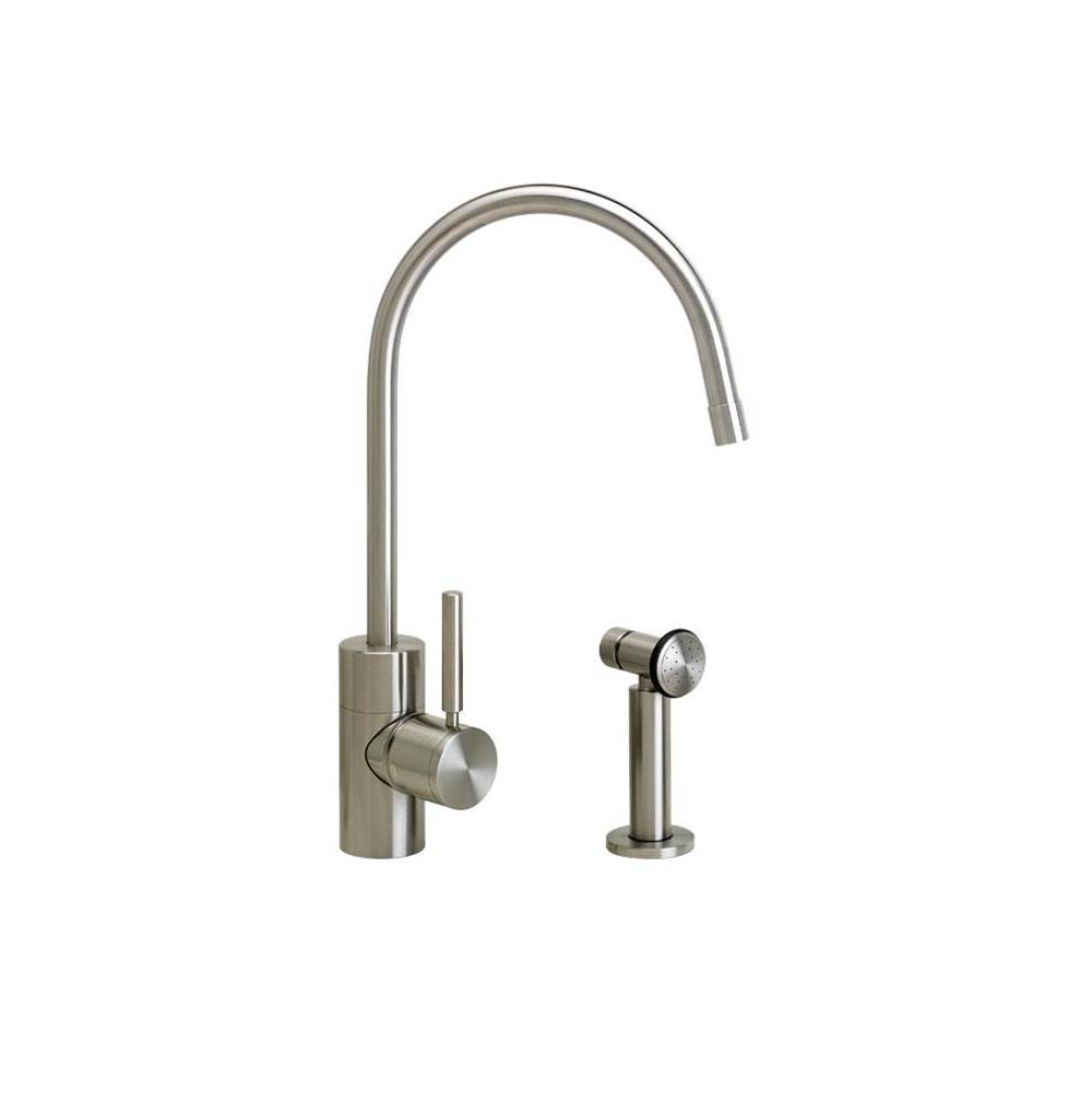 Waterstone Single Hole Kitchen Faucets item 3800-1-SN
