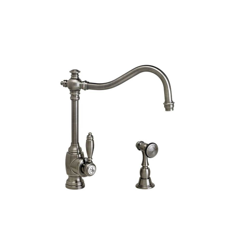 Waterstone Single Hole Kitchen Faucets item 4200-1-ORB