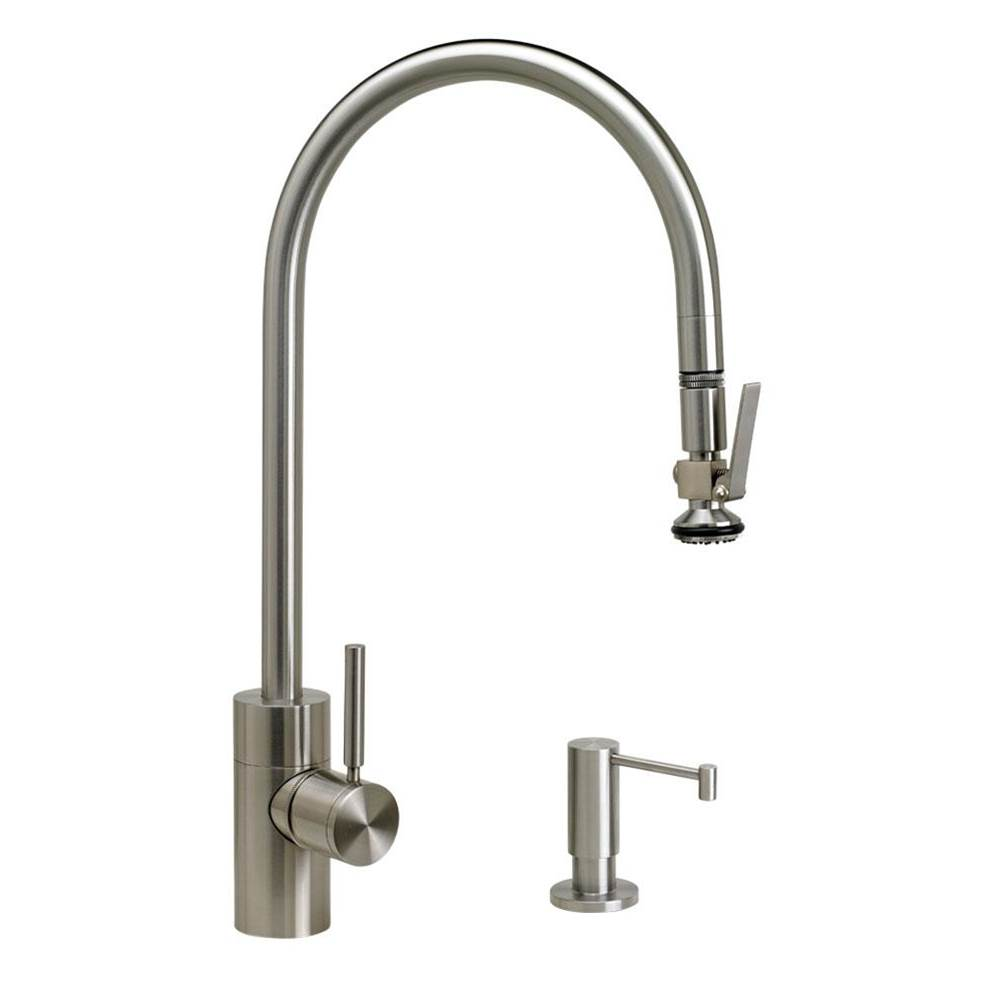 Waterstone Deck Mount Kitchen Faucets item 5700-2-ORB