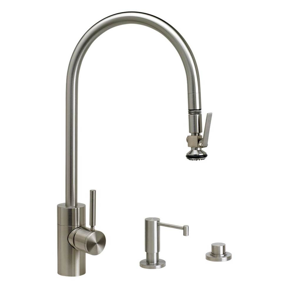 Waterstone Deck Mount Kitchen Faucets item 5700-3-TB