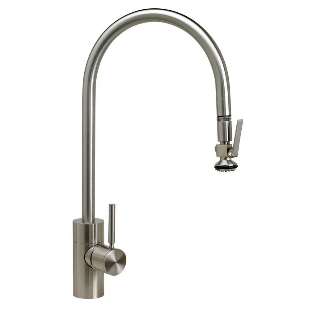 Waterstone Deck Mount Kitchen Faucets item 5700-MB