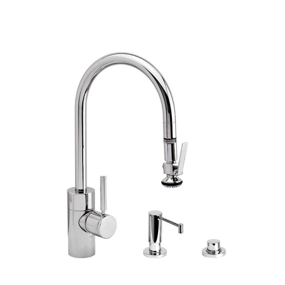 Waterstone Deck Mount Kitchen Faucets item 5800-3-CB
